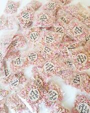 READY TO USE Wedding Confetti Toss bag Biodegradable  Petal