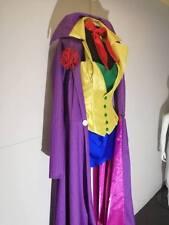 JOKER COSPLAY DONNA corsetto costume fatto su misura