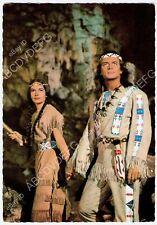 Karin Dor western film Winnetou 8b20-15176