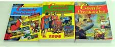 Zur Auswahl: Alte Comic Preiskataloge 1996 - 1997 Hethke