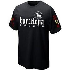 T-Shirt BARCELONA BARCELONE ESPANA ESPAGNE ultras Maillot ★★★★★★