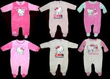 Pyjama body overall Hello Charmmy Kitty Nicki 62 68 74 80 86 92 Nouveau