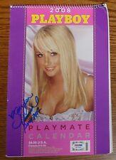 Sara Jean Underwood Signed 2008 Playboy Playmate Calendar PSA/DNA COA Autograph
