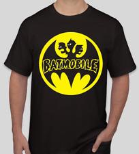 Batmobile T shirt Tee Rock Band Music Punk Medal CBGB Psychobilly
