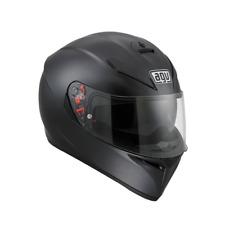 AGV K3 SV Solid Casco Integral Motorrad Matt Black Pinlock 2018 Full Cara
