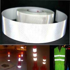 Reflektorband Selbstklebend Warnaufkleber Reflektorfolie 5cm×3m/1m Flim Sticker