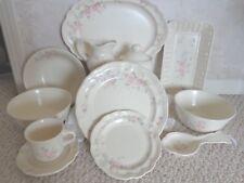 Pfaltzgraff Tea Rose Pattern Dishes (#2967)