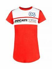 Andrea Dovizioso Woman's Ducati Dual T shirt - 18 36020
