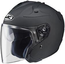 HJC FG-JET MATTE BLACK Off-Road Motorcycle Protective Gear Helmet