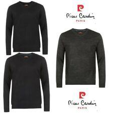 Pull tricot Homme Pierre Cardin Paris col v sweat classe mode XS au XXL