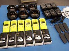 6 Motorola HT1250 LS+ UHF 403-470 HT 1250 LS+ Mint