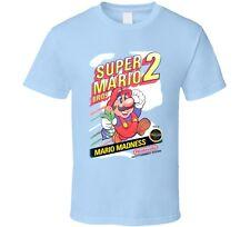 Super Mario Bros 2 Nes T Shirt