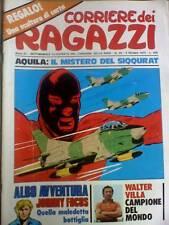 Il Corriere dei Ragazzi 40 1974 Johnny Focus Micheluzzi