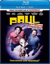 Paul   ( Blu-ray / DVD, 2011, 2-Disc Set)