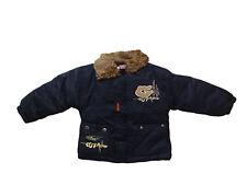 Jungen Winterjacke - Blau, Rot, Khaki oder Grau  Größe: 98 - 122