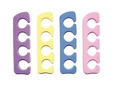 El esmalte de uñas de espuma suave Separadores * elija cantidad ** Pedicura Espaciadores