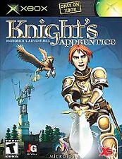 Knight's Apprentice: Memorick's Adventures (Microsoft Xbox, 2004)