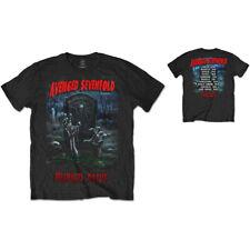 AVENGED SEVENFOLD - BURIED ALIVE TOUR 2012 T-SHIRT M/L/XL