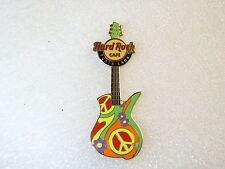 PUNTA CANA,Hard Rock Cafe Pin,PEACE,VHTF,LE