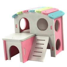 hamster hérisson souris cobaye lit maison cage échelle exercice exercice