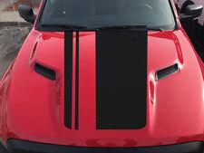 2015-2017 Dodge Ram Rebel Black Out Hood Truck Vinyl Decal Graphic Options Color