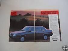 advertising Pubblicità 1986 FIAT REGATA TURBO DIESEL