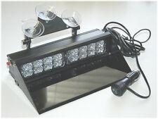 LTE2 LED Worker Light Amber Yellow Flashing strobe Trailer Forklift Dash Deck
