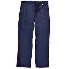 Portwest - Pantalones de trabajo modelo Bizweld hombre caballero (RW2799)