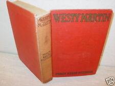 Vintage,Book,Westy Martin,P,Fitzhugh,Scout,Troop,Patrol