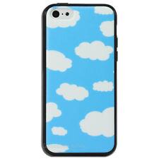 Blue Cloud Sky Hard Back Case for Apple iPhone 6 5 5S SE 5C 6 6S Plus Cover