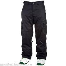 neuf avec étiquettes O'Neill EXALT snowboard ski pantalon noir medium-2xlarge