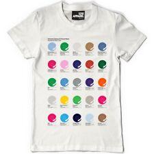 Technics / DMC T-Shirt Universal Colours of House Wei? / White (Size S-XXL) NEU!