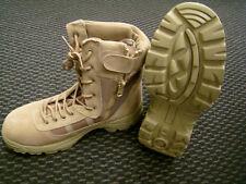 NEU Army Stiefel Desert Storm Wanderschuhe Outdoor Boots Schuhe Beige 43 44 45