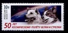 Weltraumhunde Belka und Strelka. 1W. Rußland 2010
