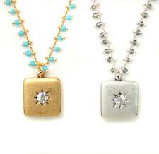 John Wind Necklace Delicate London Charm Maximal Art Fashion Jewelry