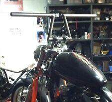 Bobber Frisco Z Bars Handlebars 1 Inch harley davidson chopper motorcycle