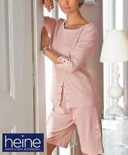 Nuevo pañuelo Homewear relax moda! Sweat pantalones bermuda 34 42 Heine juncos * 100274