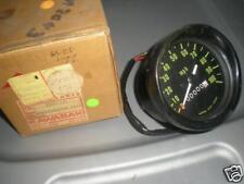 NOS Kawasaki 1972 G5 100 Speedometer MPH 25001-051