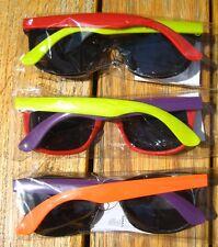 Pipel Kult Nerd Sonnenbrille Retro Brille Hornbrille bunt