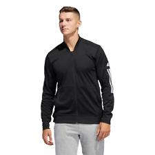 Adidas Athletics Men's Snap Jacket DS9236