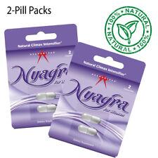 Natural Nyagra Pills Pack Increase Arousal Female Orgasm Women Climax Enhancer