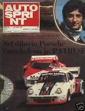 AUTO SPRINT-N°15-ANNO 1976-PATRESE