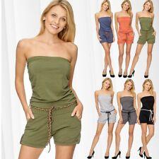 Señora jumpsuite overall shorts hotpants breve panty blog verano overall cinturón