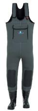Behr 5mm Neopren Wathose für Küstenangler mit Trendex Ergo-Raff Sohle Gr. 40-47