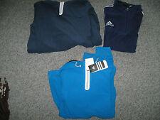 ADIDAS Mens Climawarm Polar Fleece Jackets,100% Polyester,NWt,MSRP-$60-70.00