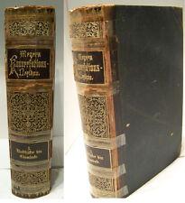 Meyers Konversations Lexikon 4. Auflage 1886 Band 3