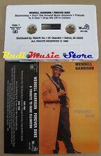 MC WENDELL HARRISON Forever duke ELLINGTON1990 WENHA USA no cd lp vhs dvd