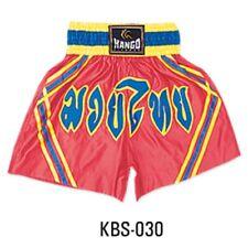 . KANGO KICK BOXING MUAY THAI ALLENAMENTO MMA Lotta Gabbia Corta UFC lottando Pantaloncini