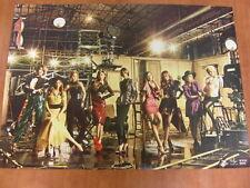 SNSD GIRLS' GENERATION Japan Boys & First Album (4) POSTER SET K-POP *NEW*