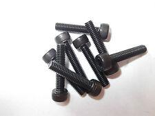 M4 High Tensile Self Colour Cap Head Socket Screws FREE P&P